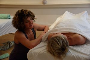Massage Trainingen